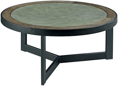 Hammary 650 Round Cocktail Table