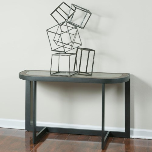 Hammary 650 Casual Sofa Table