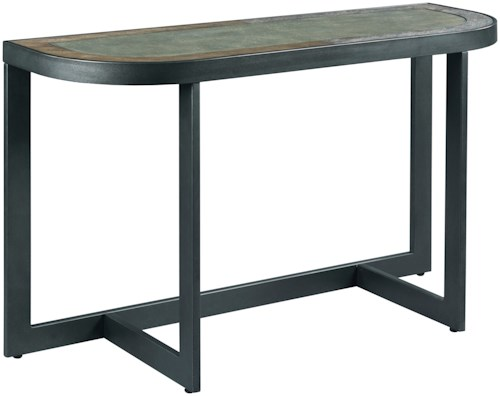 Hammary 650 Rounded Sofa Table