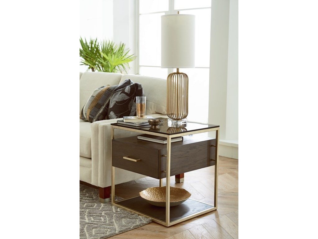 Morris Home EssenceEnd Table