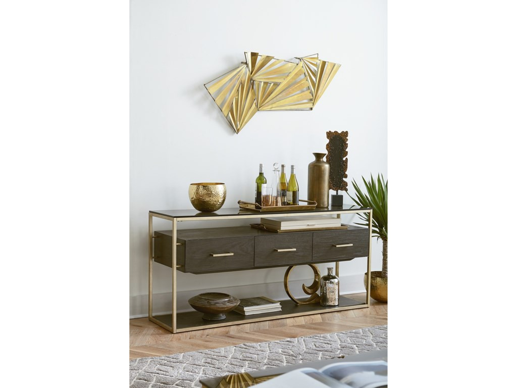 Hammary AllureSofa Table