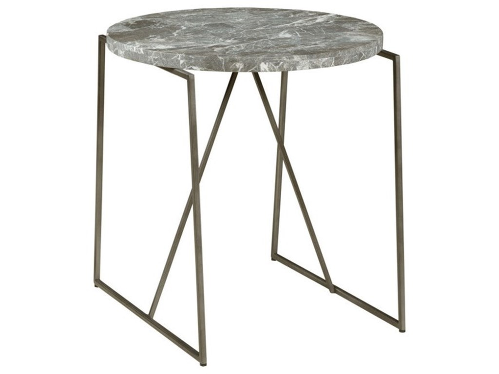Hammary AlexaMarble End Table