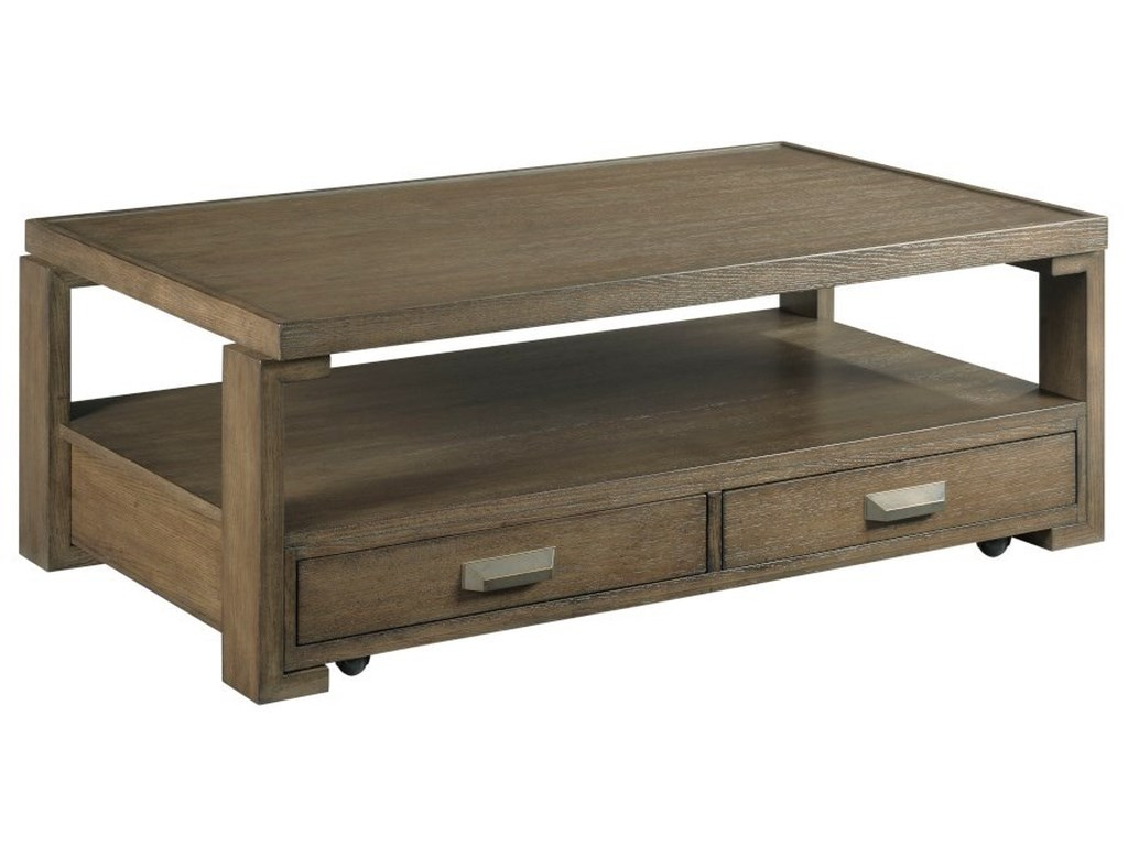 Hammary AmberRectangular Coffee Table
