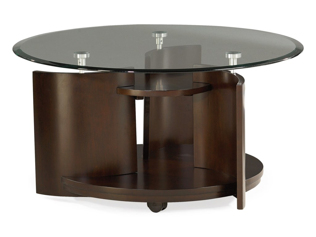 Hammary ApexRound Cocktail Table