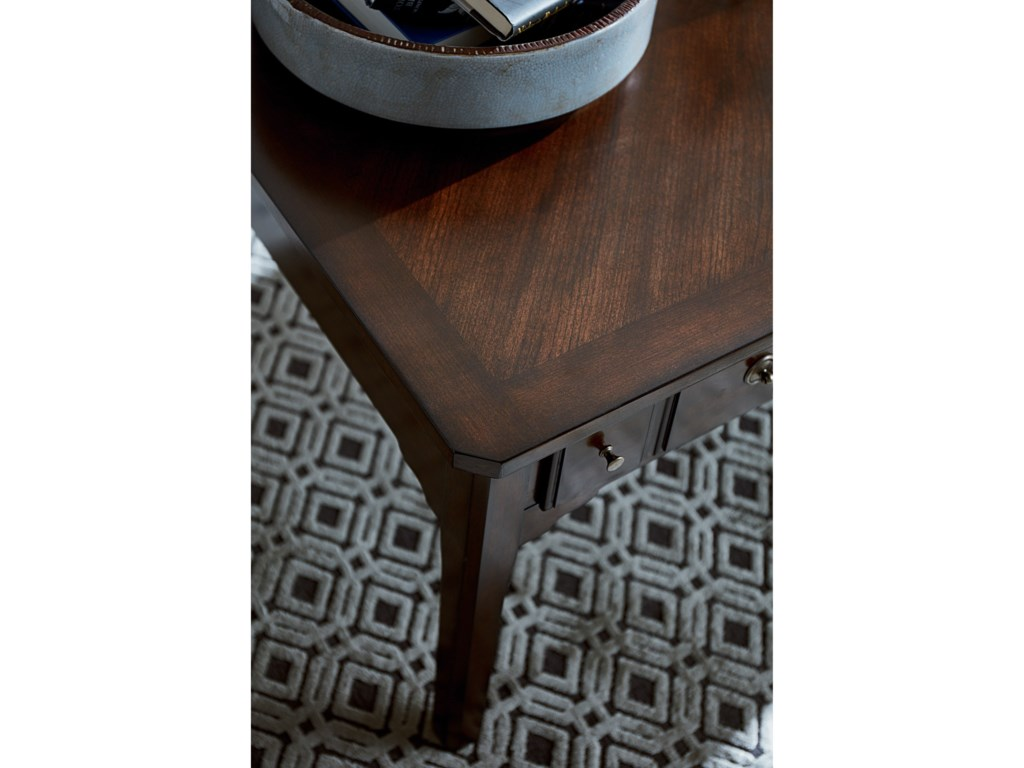 Morris Home ArcadiaRectangular Cocktail Table