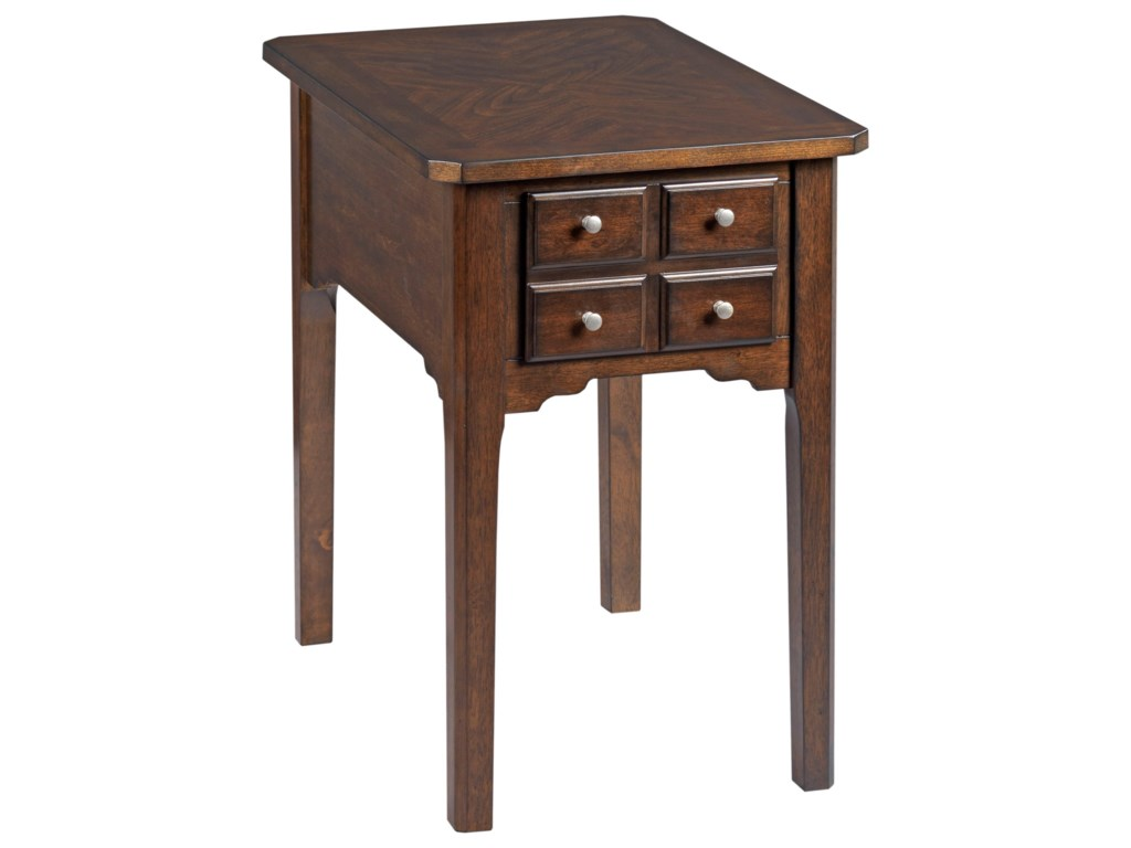 Hammary ArcadiaChairside Table