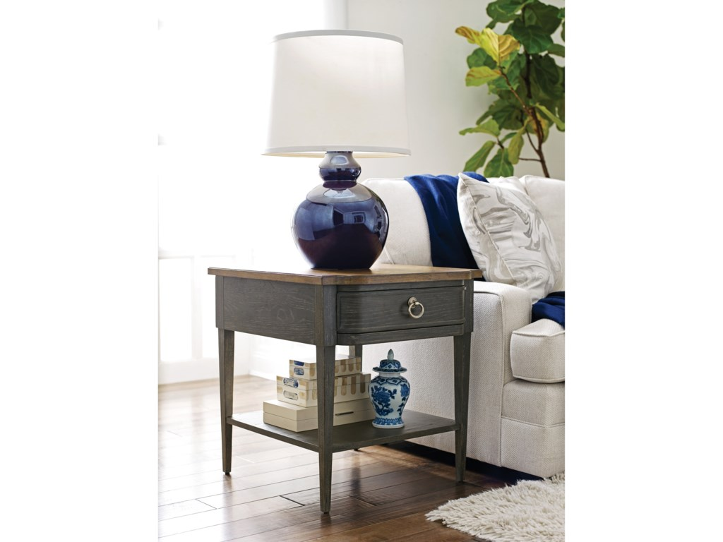 Hammary ArdennesSabine End Table