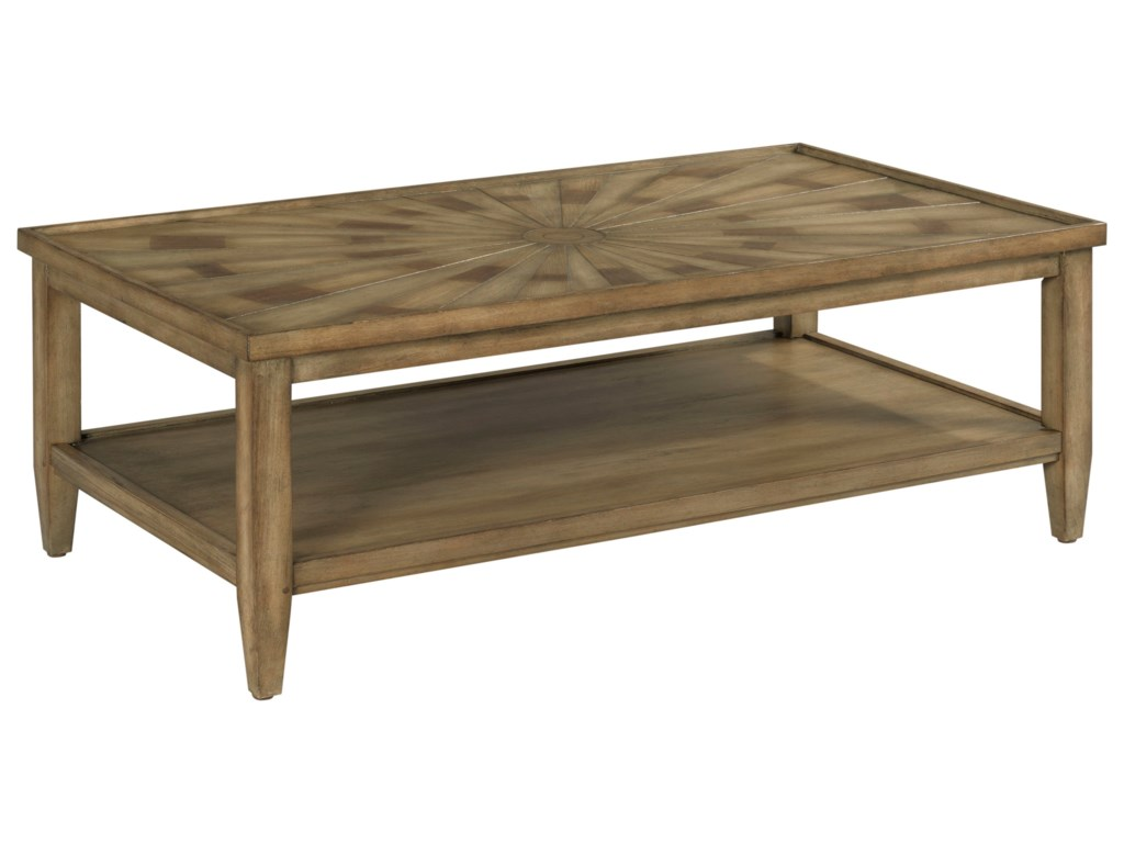 Hammary AstorRectangular Coffee Table