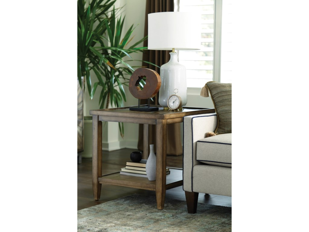 Hammary AstorRectangular End Table