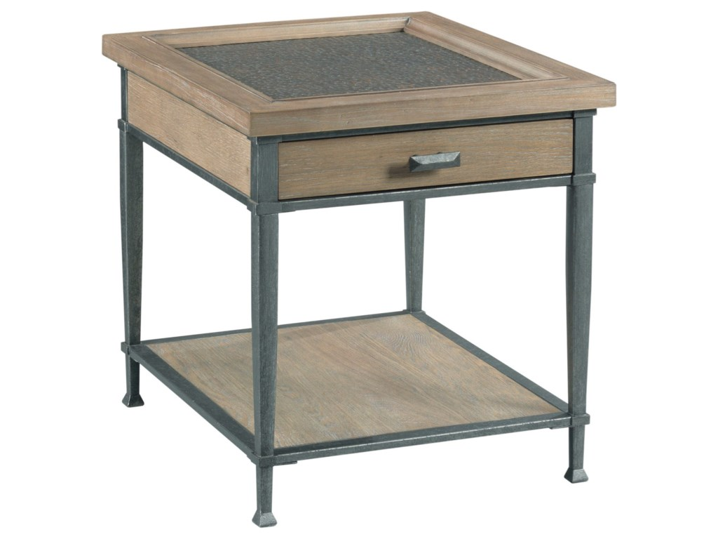 Hammary AustinRectangular End Table