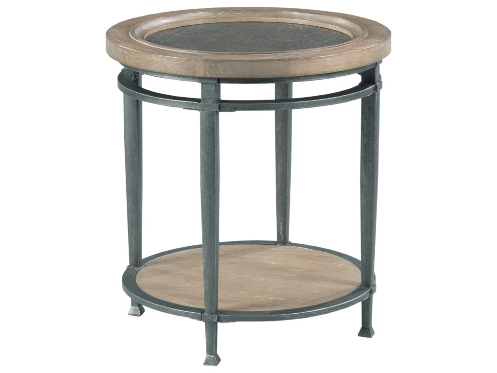 Hammary AustinRound End Table