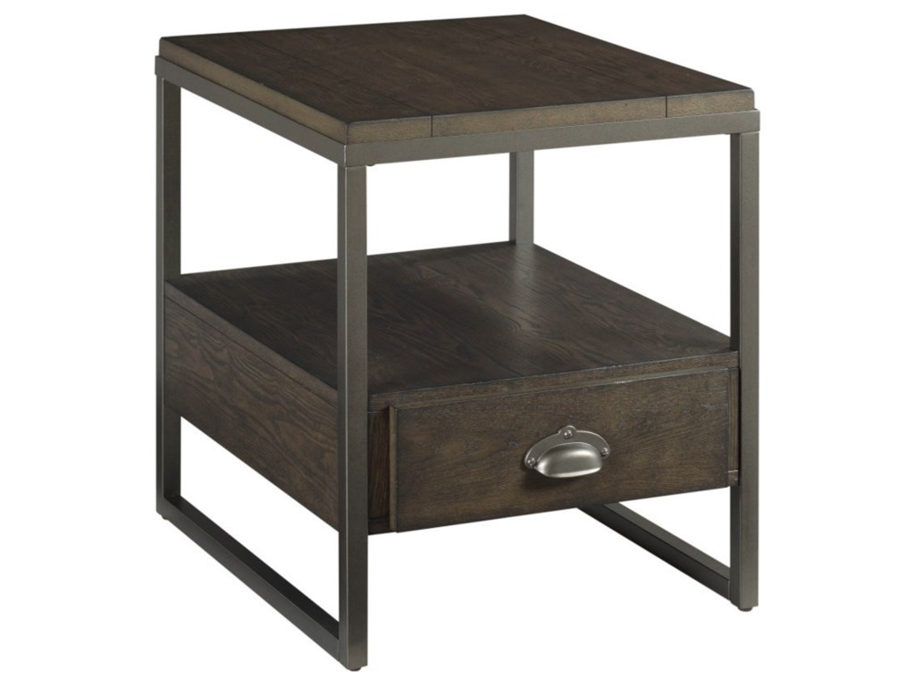 Hammary Baja IIRectangular Drawer End Table