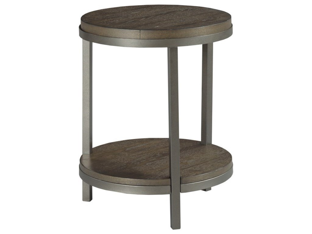 Hammary Baja IIRound End Table