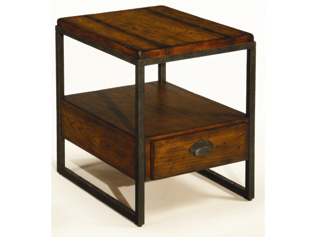 Hammary BajaRectangular Drawer End Table