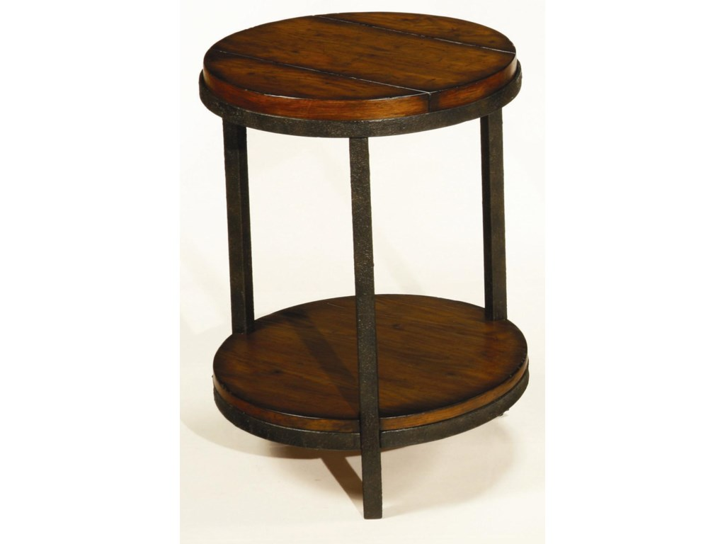 Hammary BajaRound End Table
