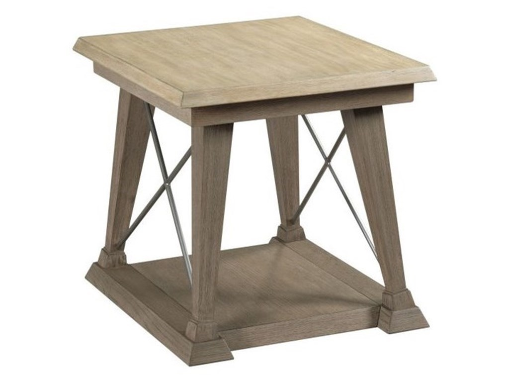 Morris Home BartonRectangular End Table