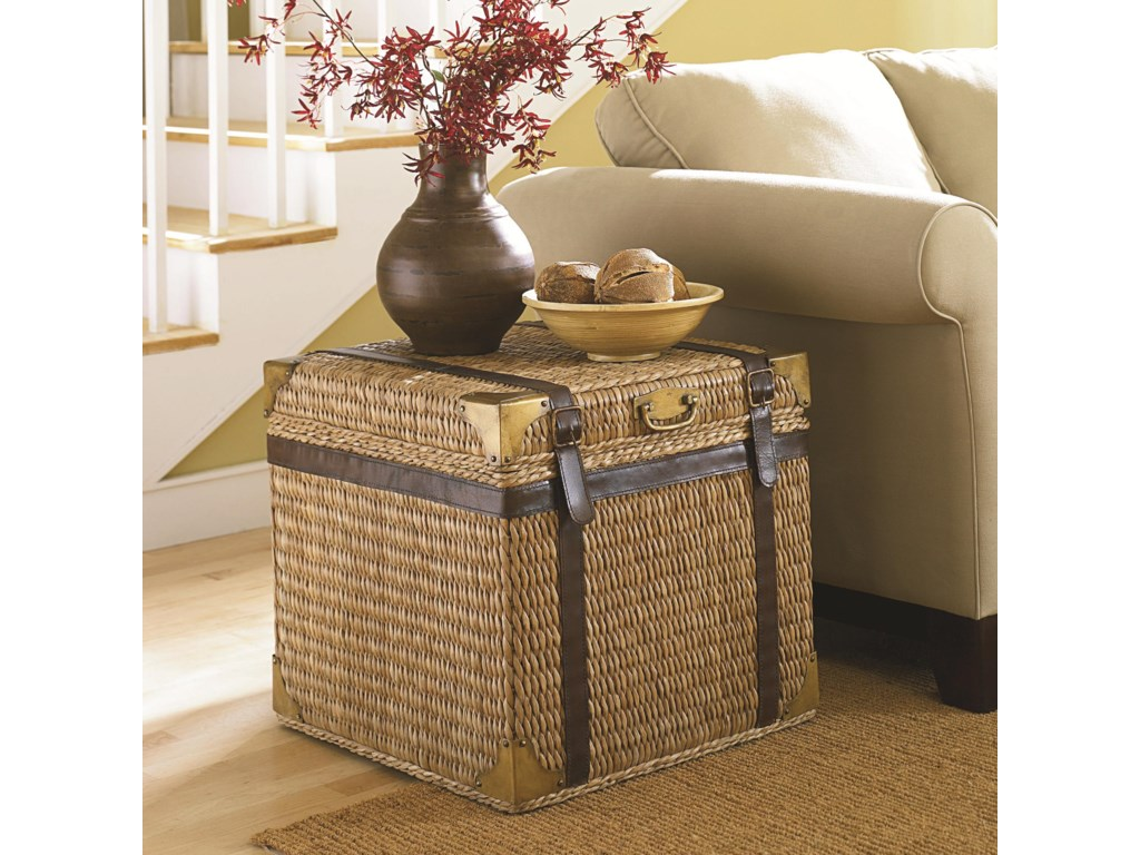 Hammary BoracayTrunk End Table