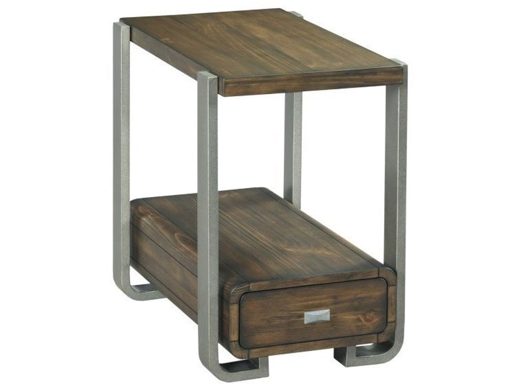 Morris Home BrysonChairside Table