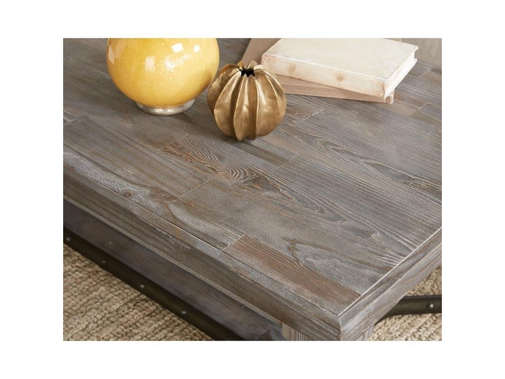 Hammary CheyenneCocktail Table