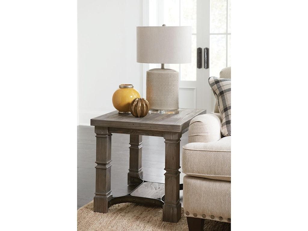 Hammary CheyenneEnd Table