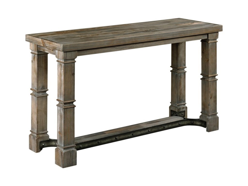 Hammary CheyenneSofa Table