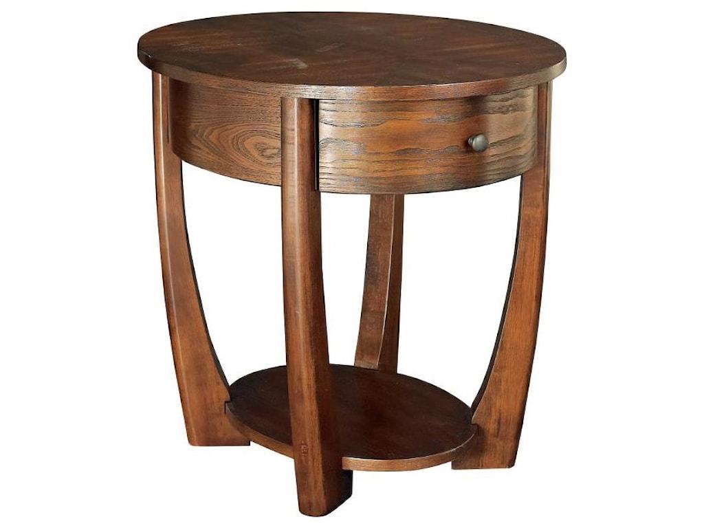 Hammary ConciergeEnd Table