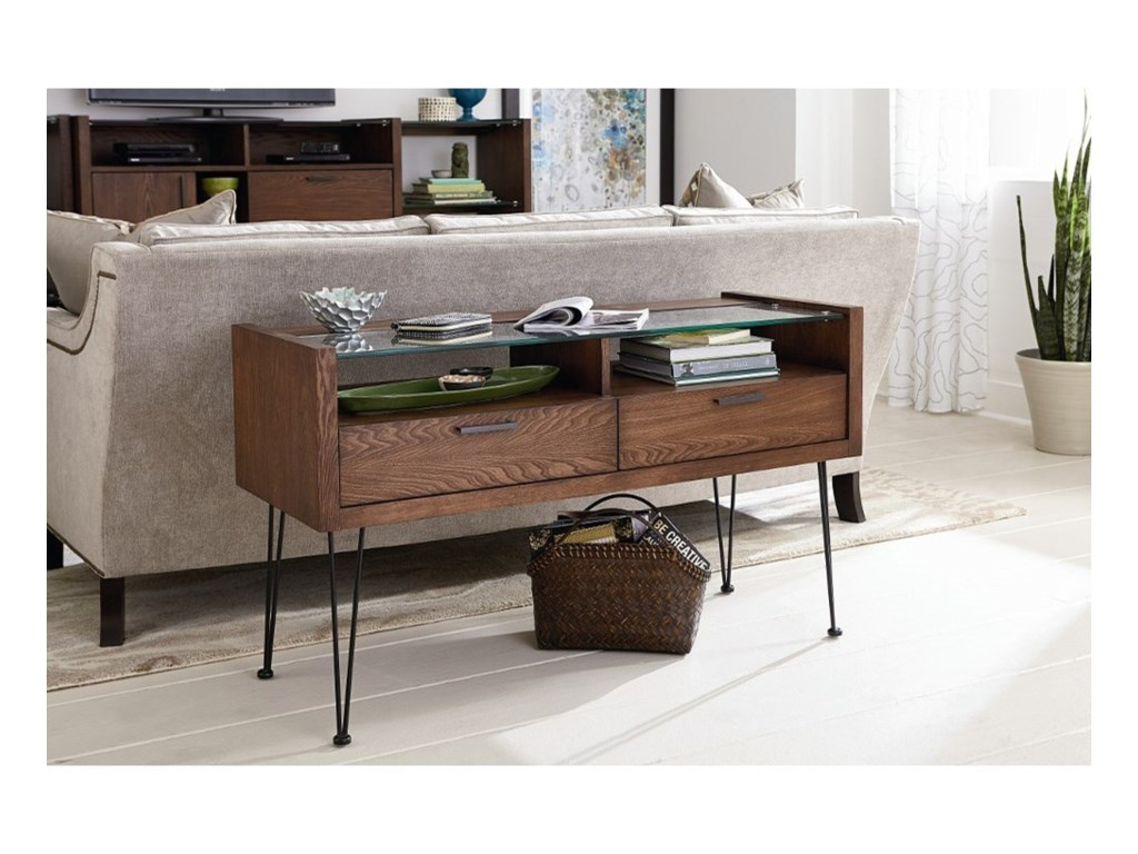 Hammary DaltonSofa Table