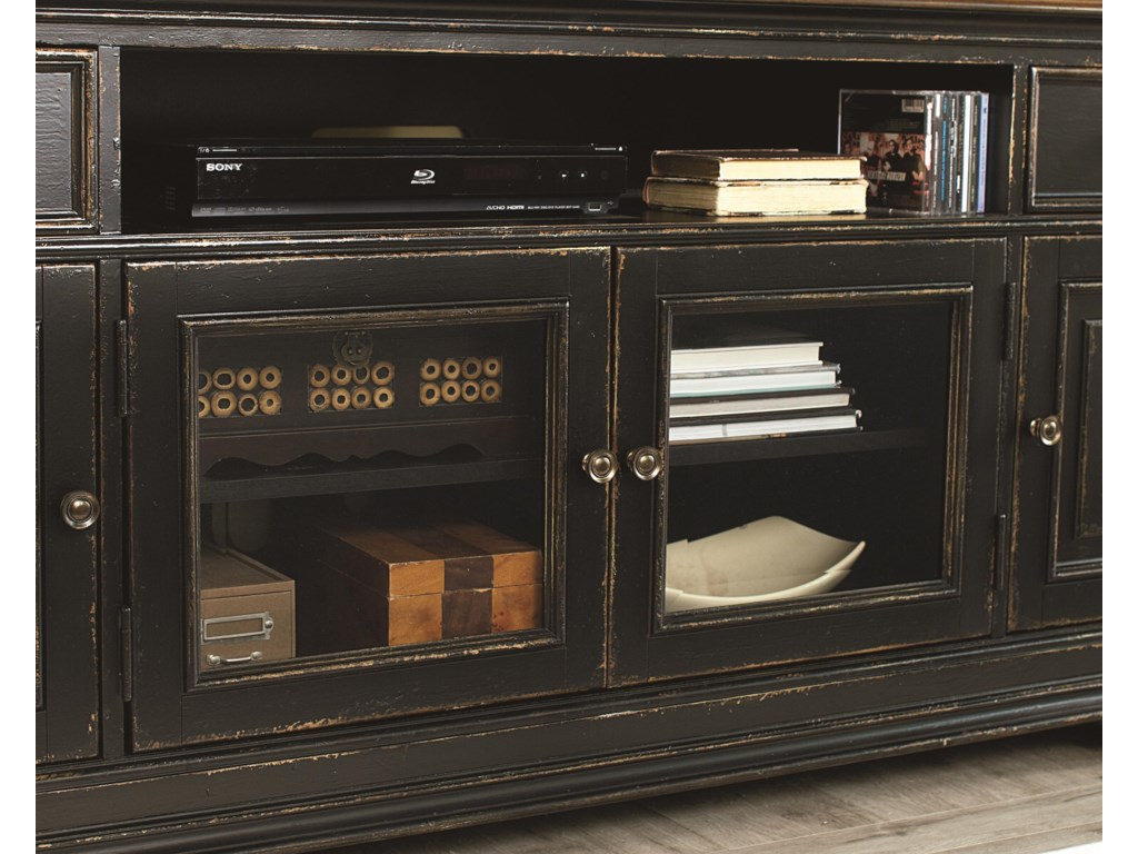 Hammary DorsetEntertainment Console with Hutch
