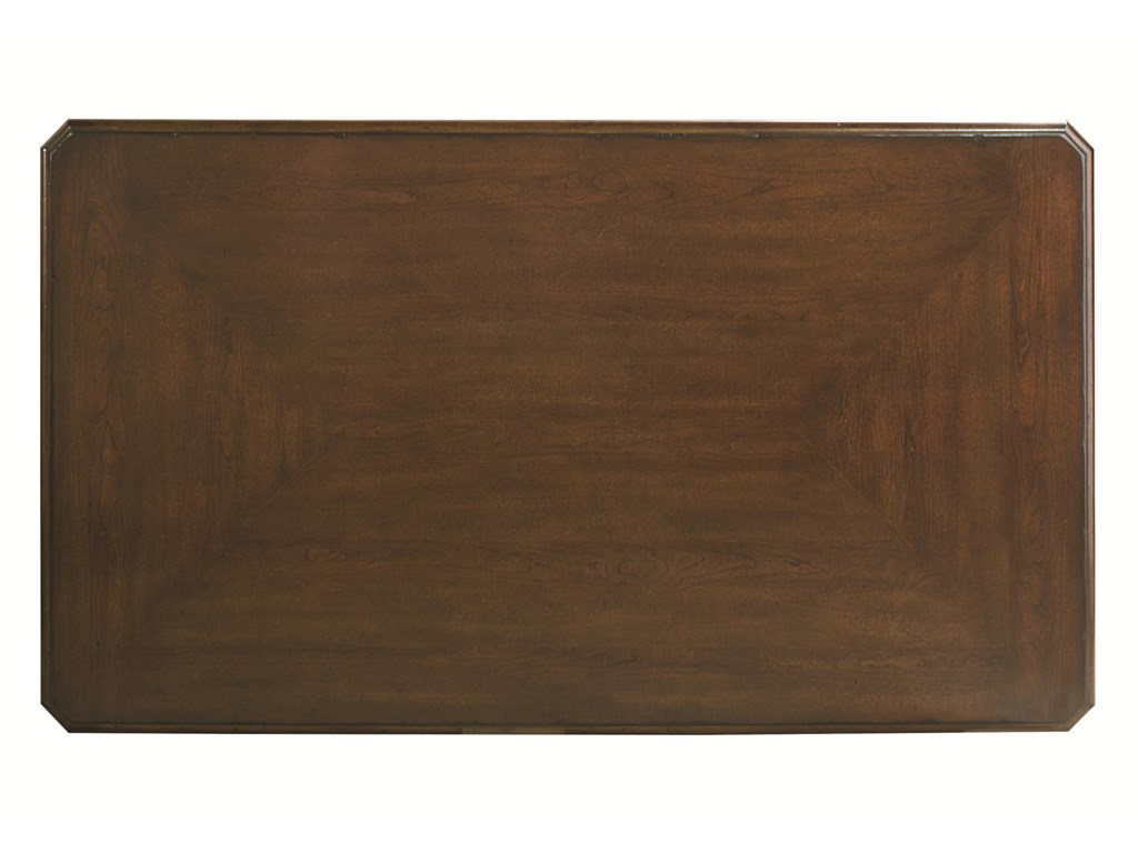 View of Table Top