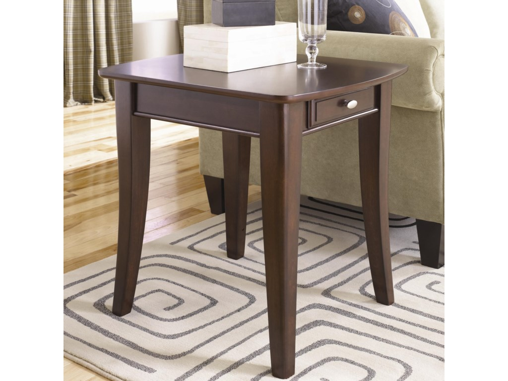 Hammary Enclave HAMRectangular End Table