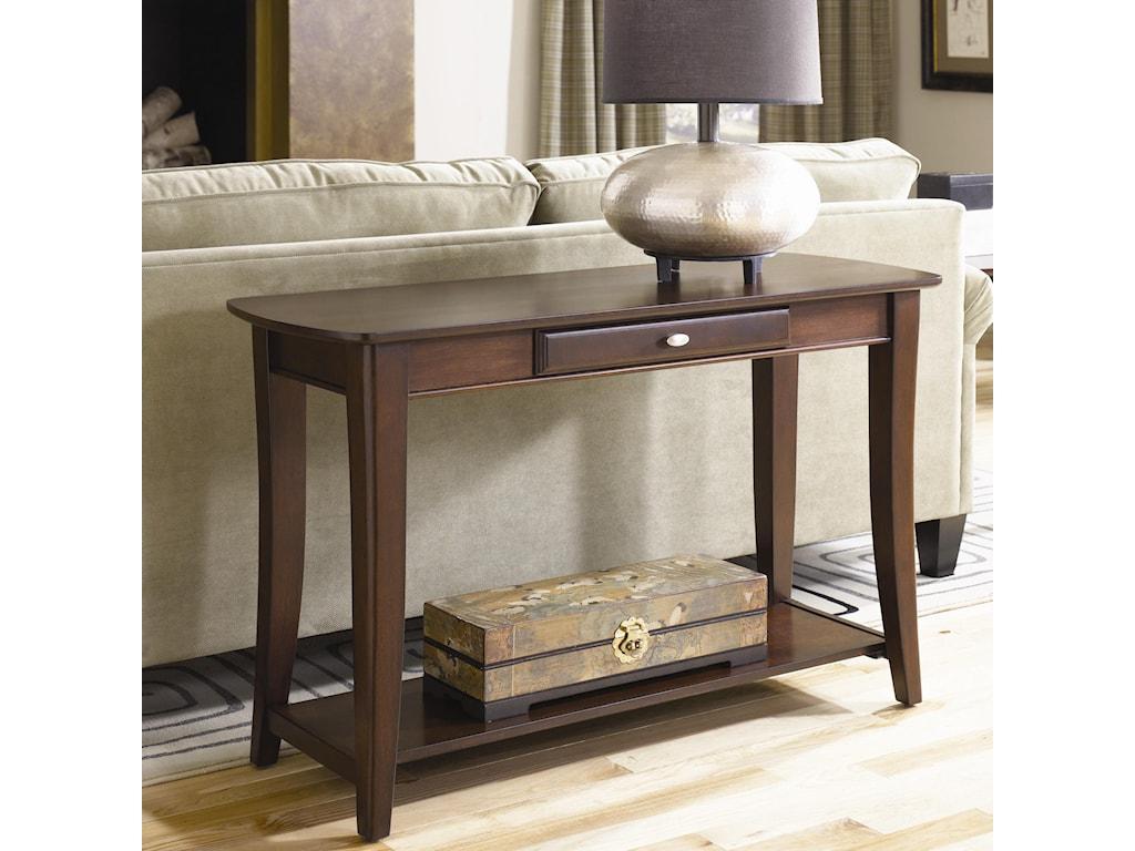 Hammary Enclave HAMRectangular Sofa Table