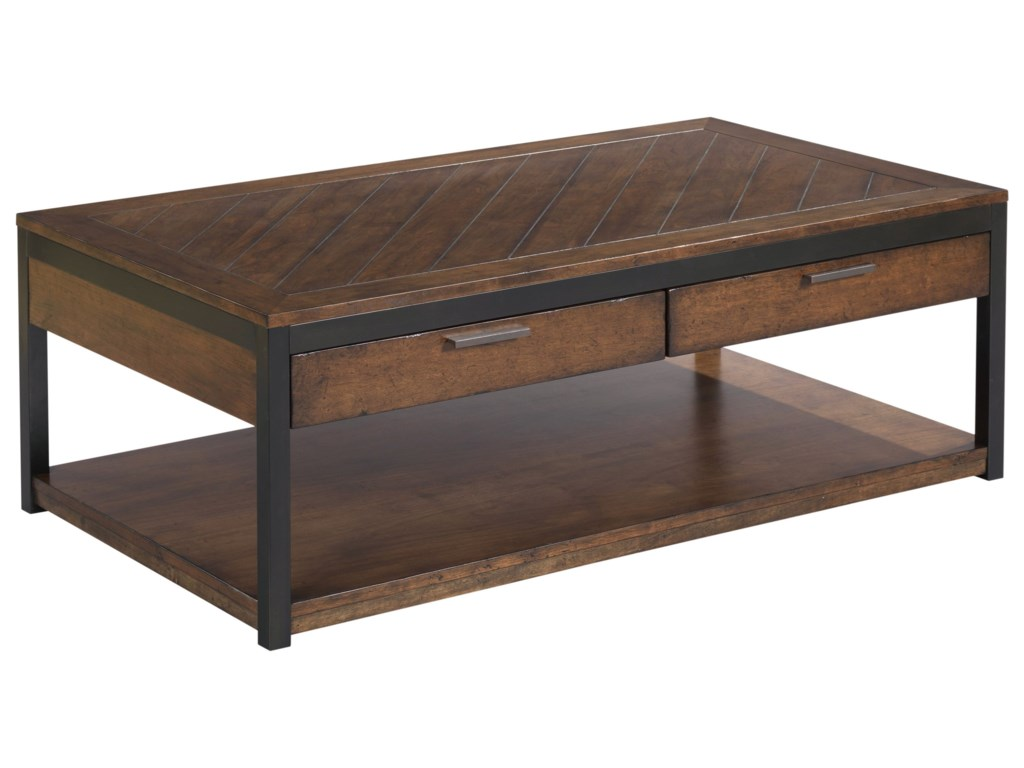 Hammary FranklinRectangular Cocktail Table