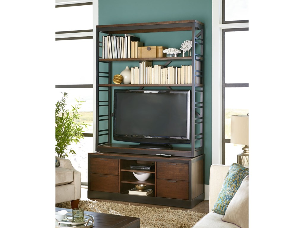 Morris Home FranklinWall Entertainment Unit