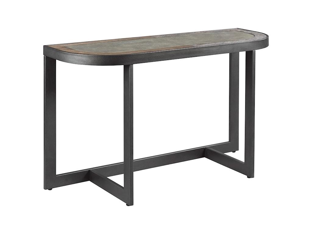 Morris Home GraystoneSofa Table