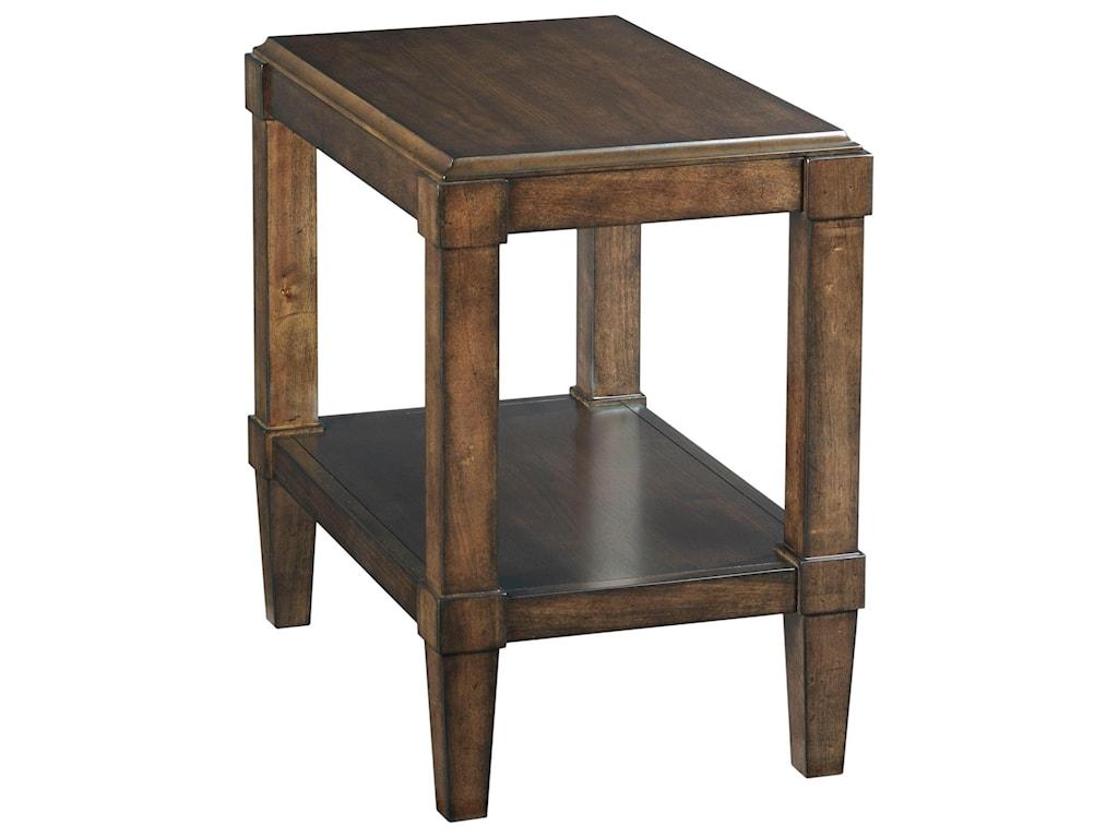 Hammary HalseyChairside Table