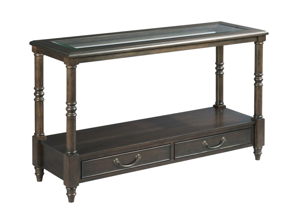 Hammary HamiltonSofa Table