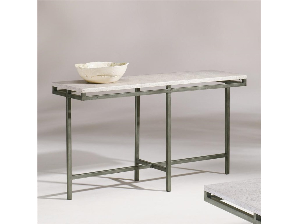 Hammary east park sofa table darvin furniture consolesofa table geotapseo Image collections