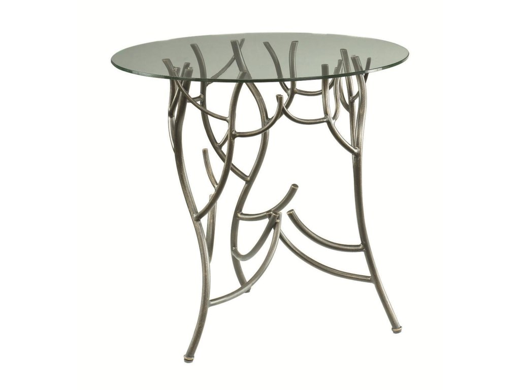 Hammary Hidden TreasuresTwig Accent Table