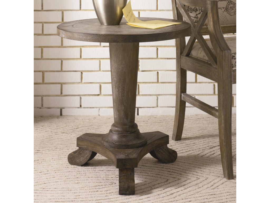 Hammary Hidden TreasuresRound Pedestal Table