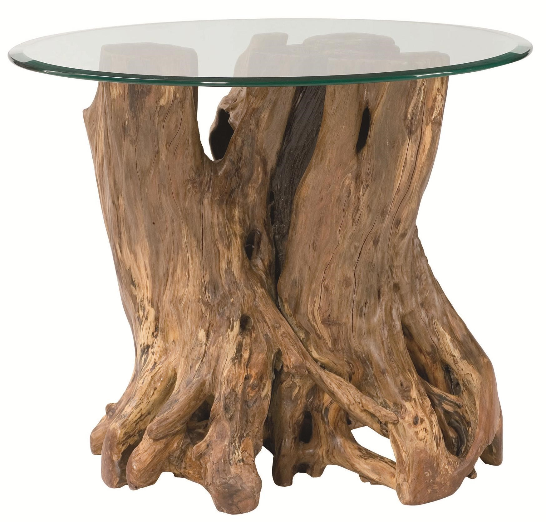 Hammary Hidden TreasuresRoot Ball End Table ...