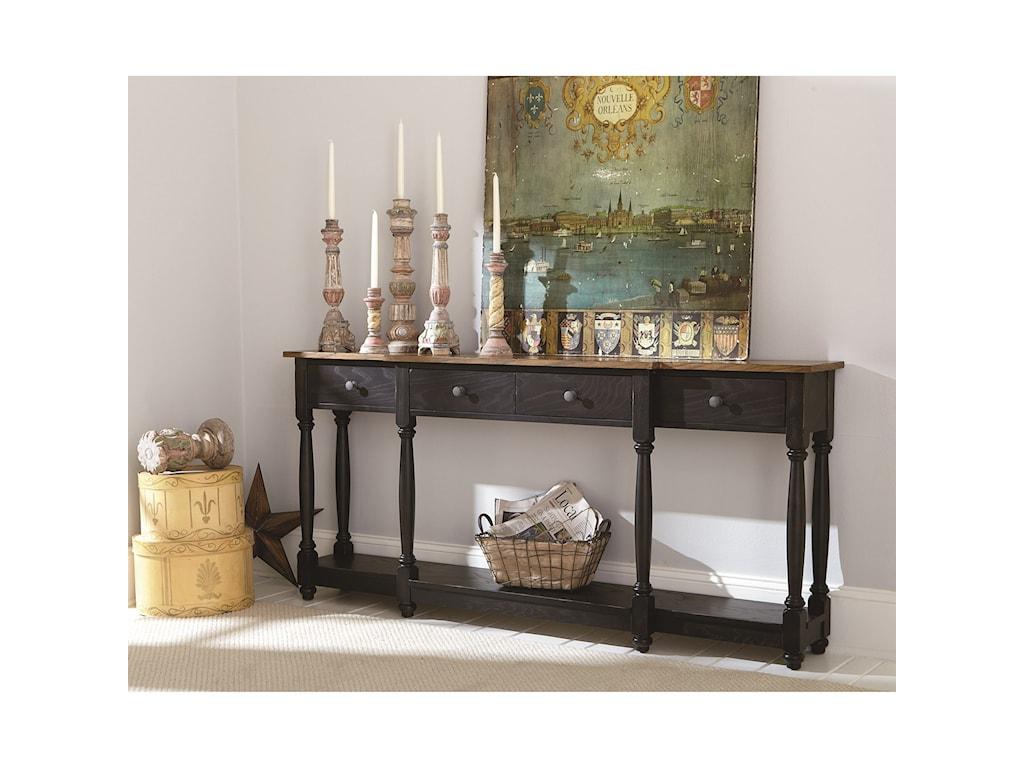 Hammary Hidden TreasuresConsole Table