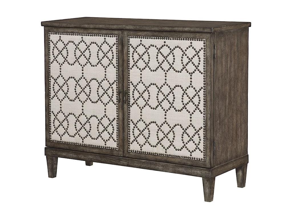 Hammary Hidden TreasuresNailhead Cabinet