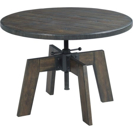 High-Low Cocktail Table