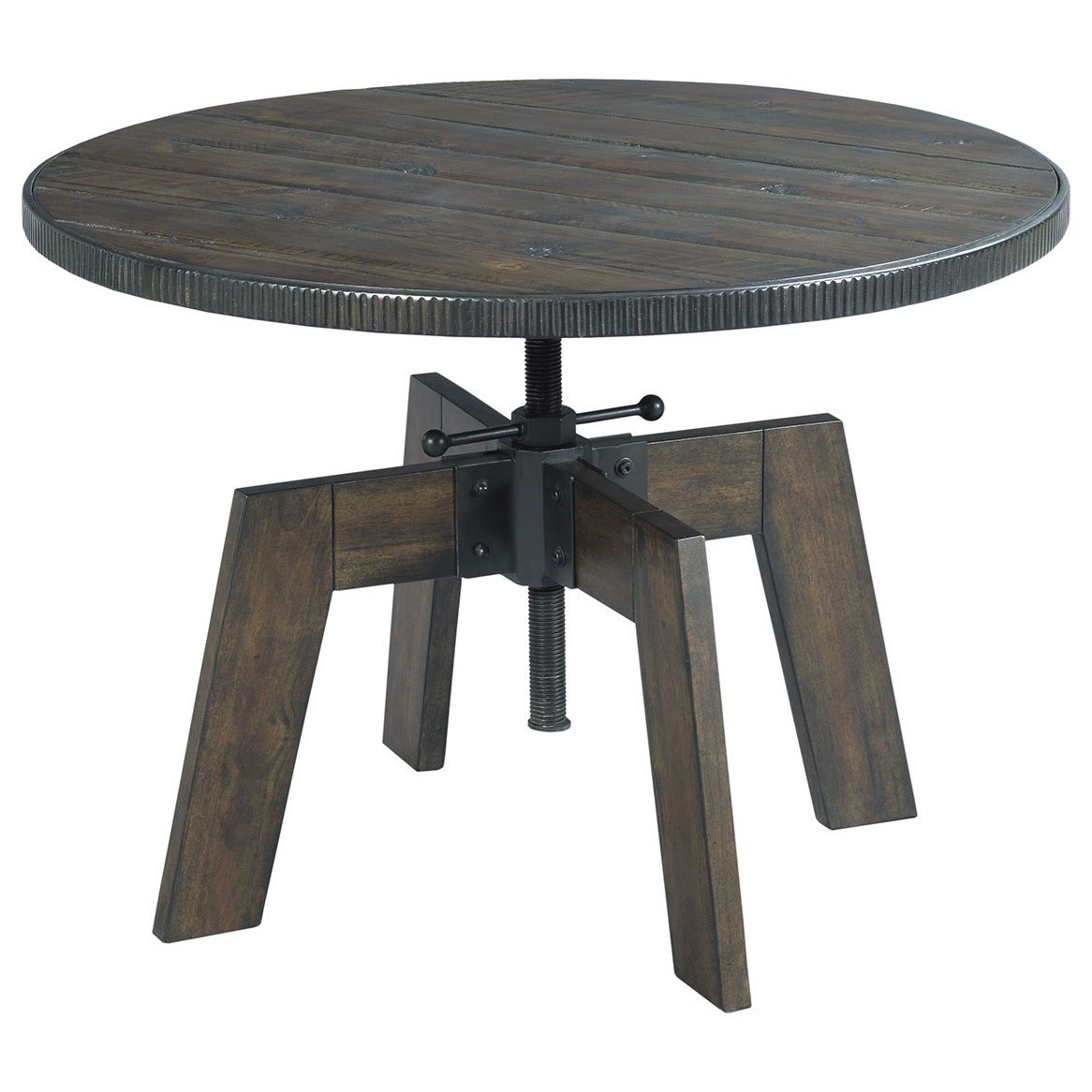 Hammary Hidden Treasures High Low Table