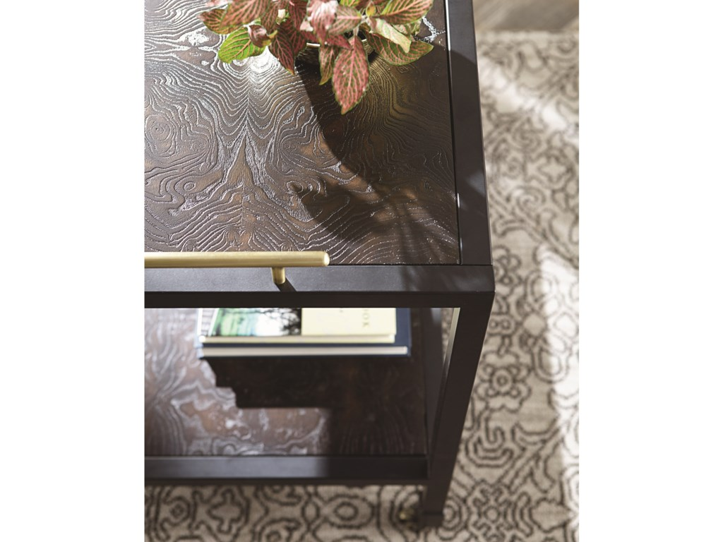 Hammary Hidden TreasuresModern End Table