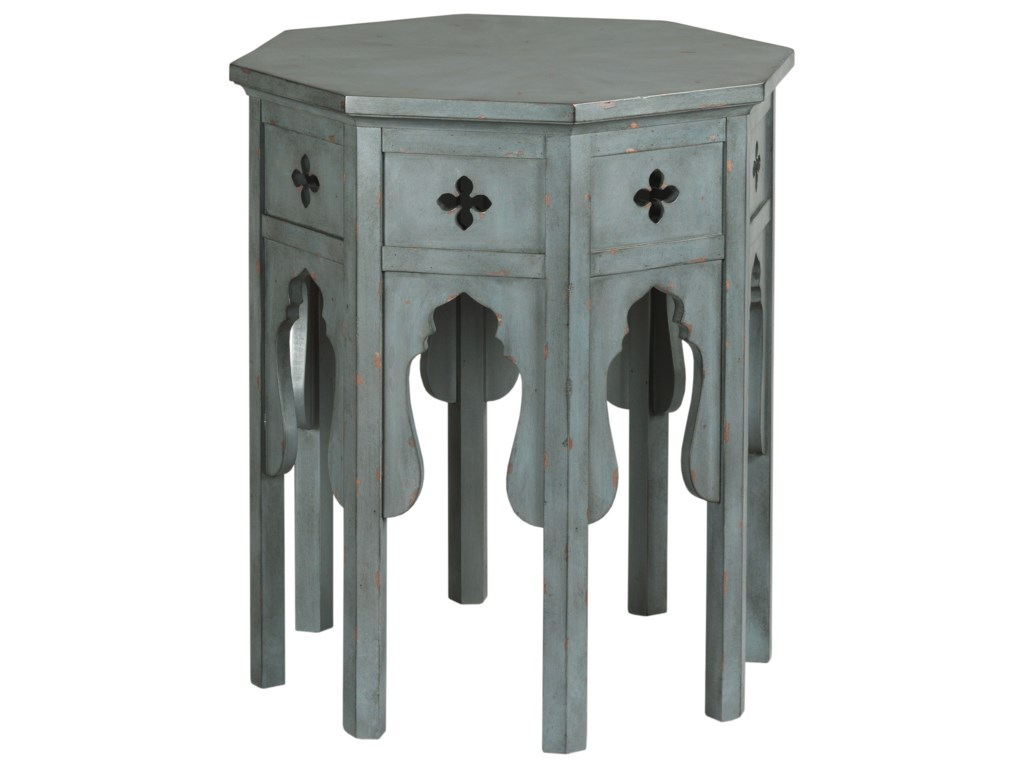 Hammary Hidden TreasuresHex End Table
