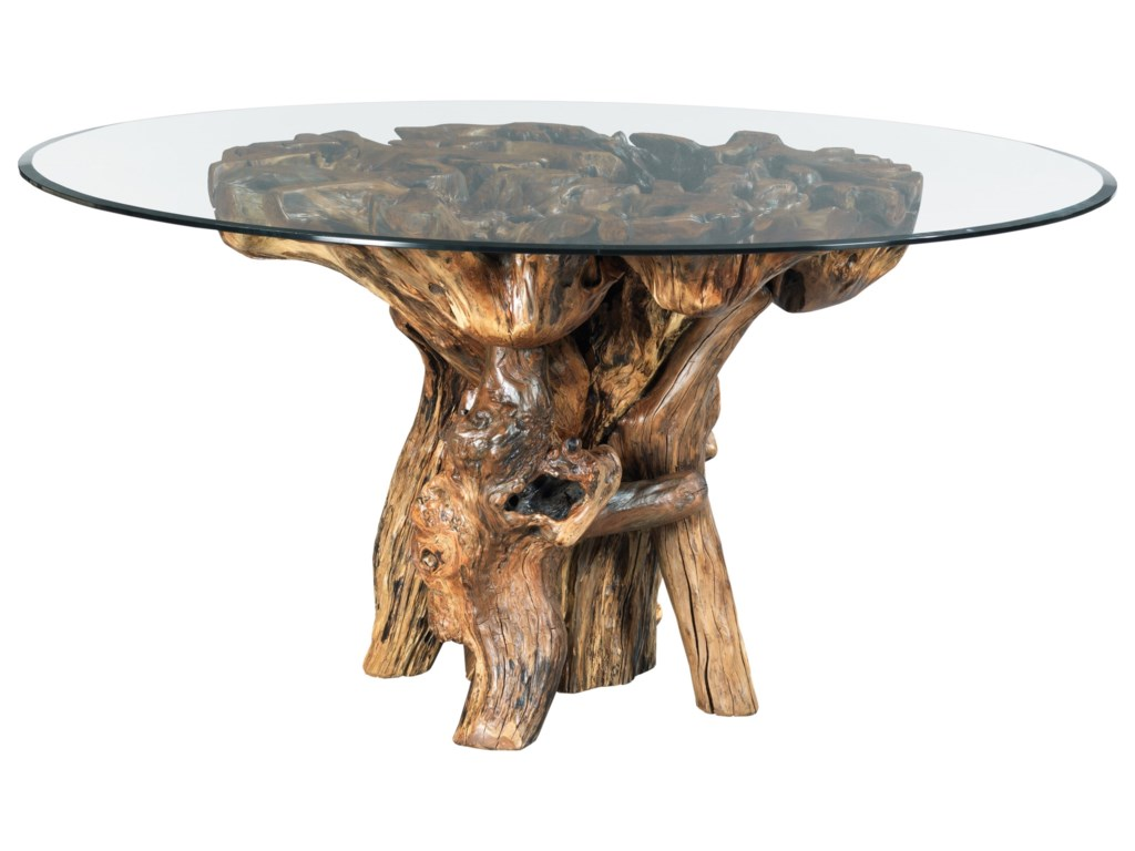 Hammary Hidden TreasuresRoot Ball Dining Table