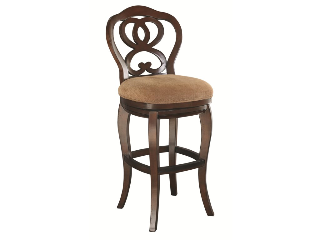 Bar Stool Shown May Not Represent Size Indicated