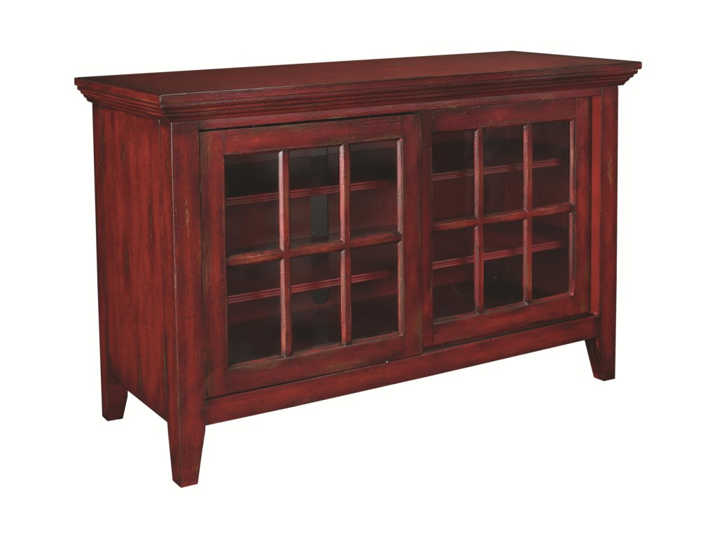 Morris Home Hidden TreasuresEntertainment Console