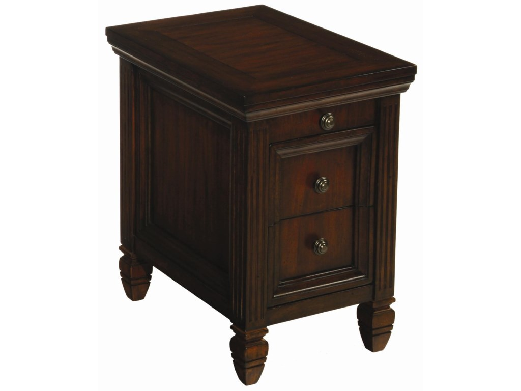 Hammary Hidden TreasuresChairside End Table